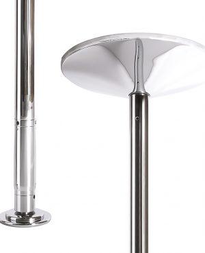 X-Pole XPERT - 45mm, Chrome